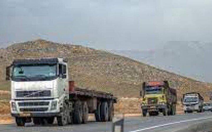 ورود کامیونهای ایرانی به اروپا ممنوع میشود؟