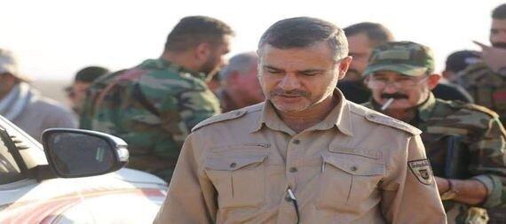 ترور فرمانده تیپ نهم الحشد الشعبی از سوی افراد ناشناس / عکس