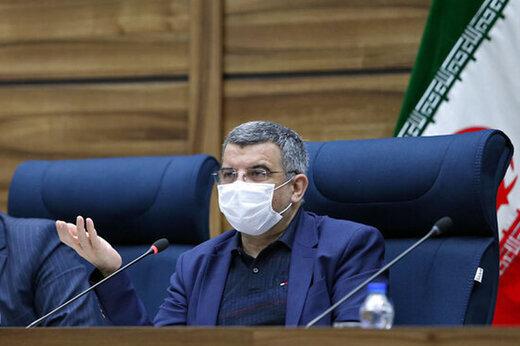 پیشبینی حریرچی هولناک درباره روند فوتیهای کرونا در ایران تا آخر تابستان /فیلم