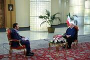 آخرین عکس از روحانی در قامت ریاستجمهوری / عکس