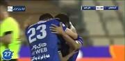 تمام گلهای تیم فوتبال استقلال در لیگ بیستم / فیلم
