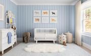 اتاق خواب کودک را چه رنگی کنیم؟