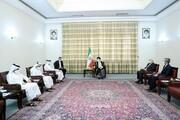 رونمایی از وزیر خارجه احتمالی دولت رئیسی / عکس