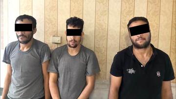 باند مخوف «مارکوپولوها» در مشهد به دام افتادند / عکس