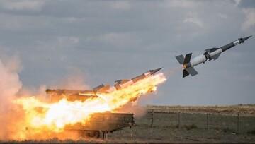 سرنگونی یک هواپیمای جاسوسی توسط ارتش سوریه