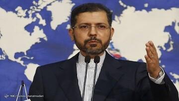 واکنش ایران به خبر بروز حادثه برای یک کشتی در نزدیکی امارات