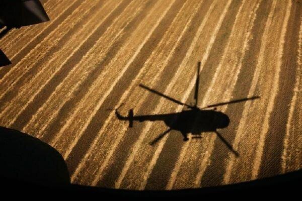 سقوط یک بالگرد نظامی هند در پنجاب
