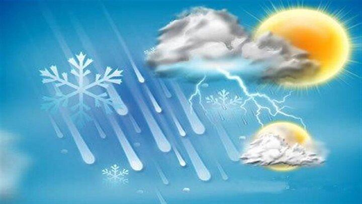 بارشهای ناگهانی در برخی از استانهای کشور / آیا بارش باران تا پایان تابستان ادامه دار است؟