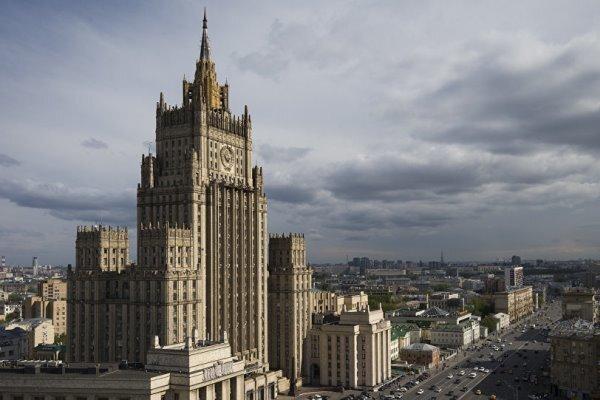 اخراج کارمند سفارت استونی از روسیه