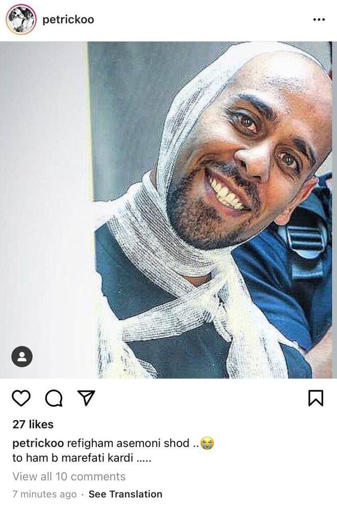 ارشا اقدسی بدلکار مشهور سینما و تلویزیون درگذشت / عکس