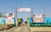 نیروی زمینی سپاه یک بیمارستان صحرایی جدید افتتاح کرد