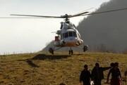 ۵ فروند بالگرد اطفای حریق به منطقه فیروزآباد شیراز اعزام شدند