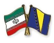 دیدار وزرای امور خارجه ایران و بوسنی در تهران