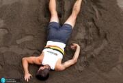 اتفاقی تلخ در المپیک؛ دونده مبتلا به سرطان بازی ها را به شکل دردناکی ترک کرد / عکس