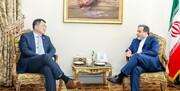 عراقچی: برقراری ارتباط بین منابع ارزی بلوکه شده ایران در کره با مذاکرات برجام غیرقابل قبول است