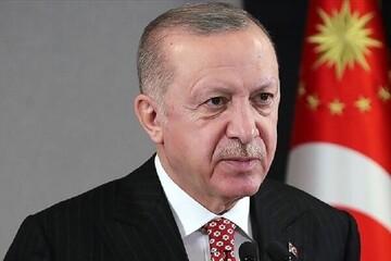پیام تشکر اردوغان از سران چند کشور از جمله ایران