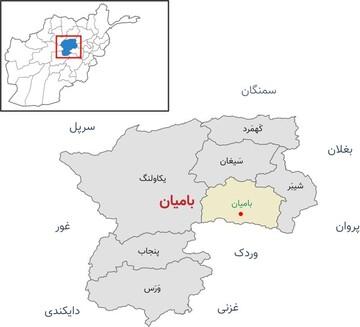 کشته شدن استاندار طالبان در بامیان