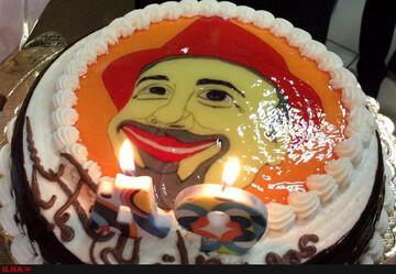 حادثه وحشتناک در جشن تولد پس کوبیدن کیک تولد به صورت / عکس