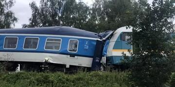 تصادف دو قطار در چک ۵۲ کشته و زخمی برجای گذاشت