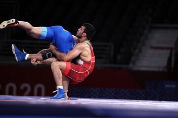 حسن یزدانی با اقتدار راهی فینال المپیک شد