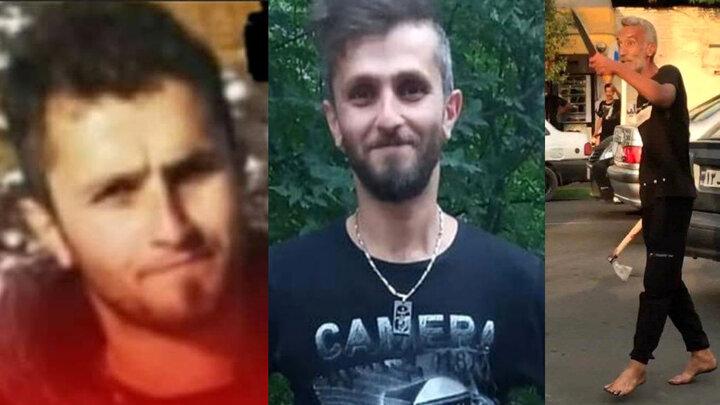 حمله وحشتناک و مرگبار مردی با تبر به ۱۰ گرگانی / عکس و فیلم