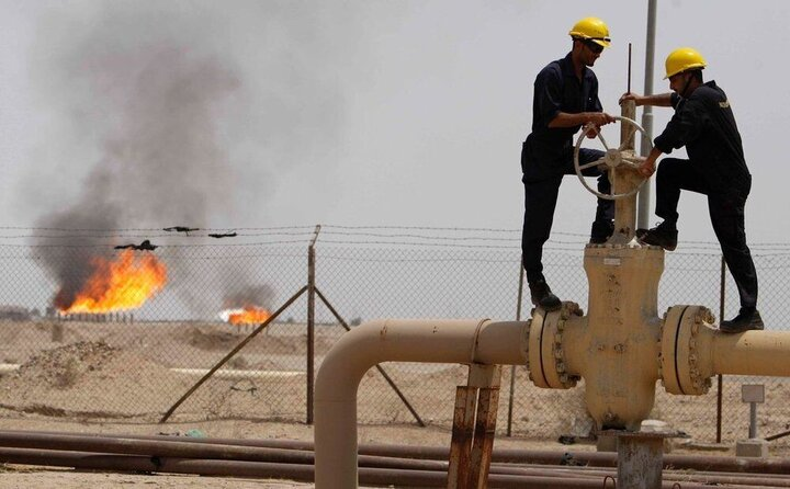 تمدید مجدد معافیت تحریم های عراق برای واردات گاز ایران