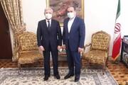 دیدار مدیرکل سیاسی و امنیتی وزارت امور خارجه ایتالیا با عراقچی