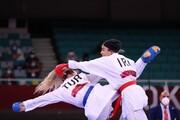 حذف سارا بهمنیار از رقابتهای کاراته المپیک توکیو ۲۰۲۰