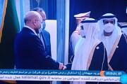 حاشیه های آغاز رسمی تحلیف/ آیت الله جنتی بدون ماسک آمد / عکس