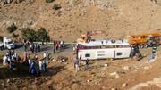 افشاگری یک خبرنگار درباره تصادف اتوبوس خبرنگاران در جاده دریاچه ارومیه / فیلم