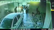فیلمی جنجالی از ورود مردان مسلح به یک خانه در ایران
