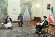 ساعت لوکس رهبر حوثی ها در دیدار با رئیسی سوژه شد / عکس