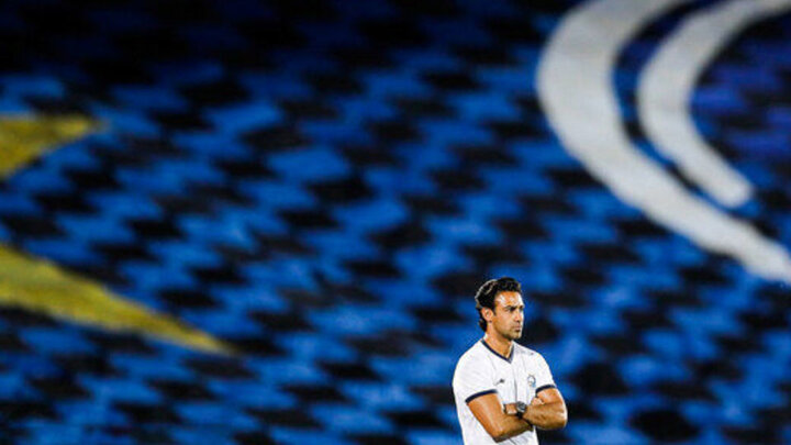فرهاد مجیدی فینال جام حذفی را از دست داد