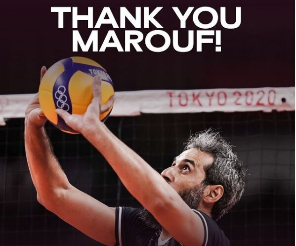 واکنش فدراسیون جهانی والیبال به خداحافظی کاپیتان: معروف متشکریم!