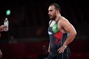 ششمین مدال ایران در المپیک ۲۰۲۰ توکیو | امیرحسین زارع ۲۰ساله برنز گرفت