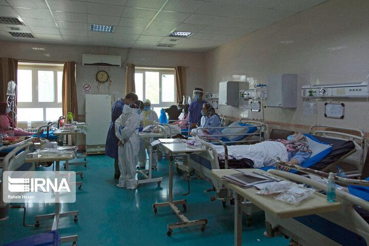 با فوت ۱۷ بیمار دیگر مجموع جانباختگان کرونا در هرمزگان به ۱۷۶۹ نفر رسید