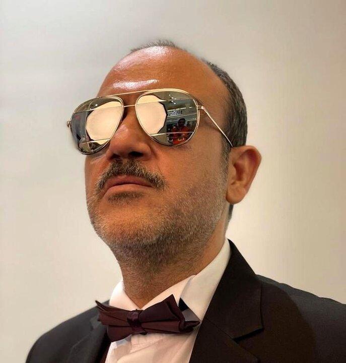 واکنش مهران غفوریان به درگذشت ارشا اقدسی / عکس