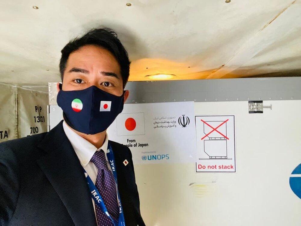 دبیر اول سفارت ژاپن