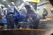 چاقو خوردن مسافران مترو در توکیو؛ ۱۰ نفر مجروح شدند / فیلم