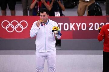 سجاد گنجزاده: در رختکن از ورزشکار عربستان عذرخواهی کردم