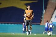محمد نادری برای حضور در فینال جام حذفی مشکلی ندارد