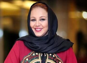 پیام تبریک بهنوش بختیاری به مناسبت روز خبرنگار / عکس