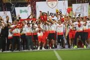 تمجید سایت AFC از عملکرد فولاد در فینال جام حذفی