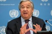 گوترش نسبت به تشدید تنش میان لبنان و رژیم صهیونیستی ابراز نگرانی کرد