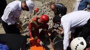 حادثه مرگبار در بابلسر / چترباز پاراگلایدر به داخل دریا سقوط کرد