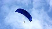 مرگ دردناک یک چترباز به دلیل سقوط در دریای خزر