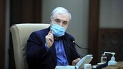 وزیر بهداشت به مشهد رفت