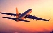 پروازها به کیش و مشهد نصف میشود
