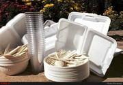 کمبود و گرانی ظروف یکبار مصرف در محرم امسال