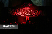 برگزاری مجازی مراسم عزاداری در حرم امام خمینی